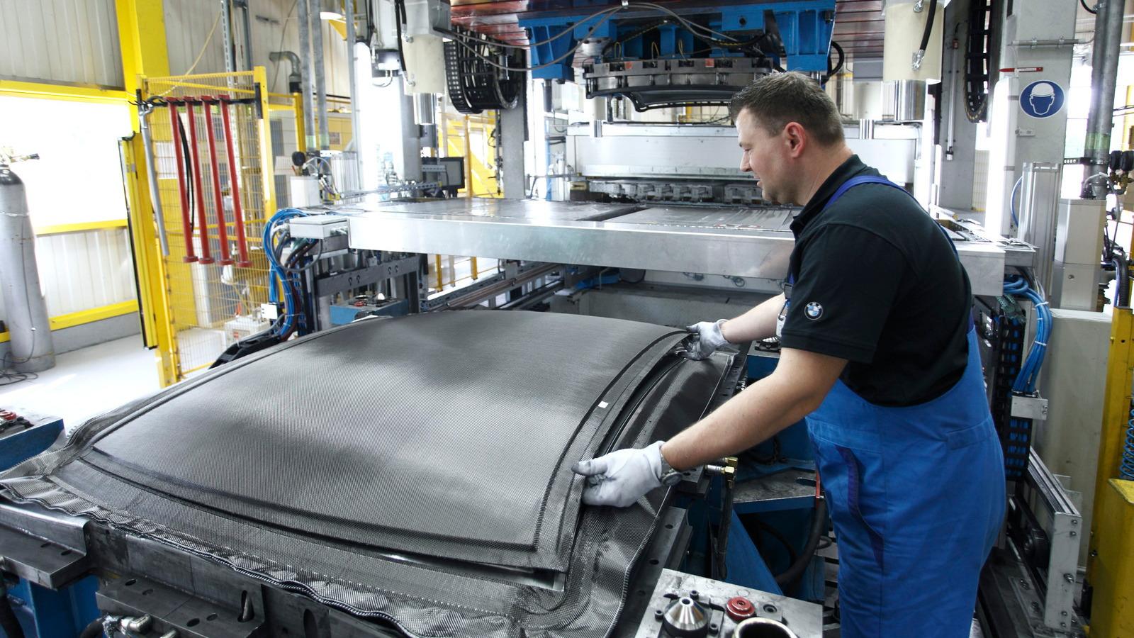 BMW Megacity Vehicle official photos