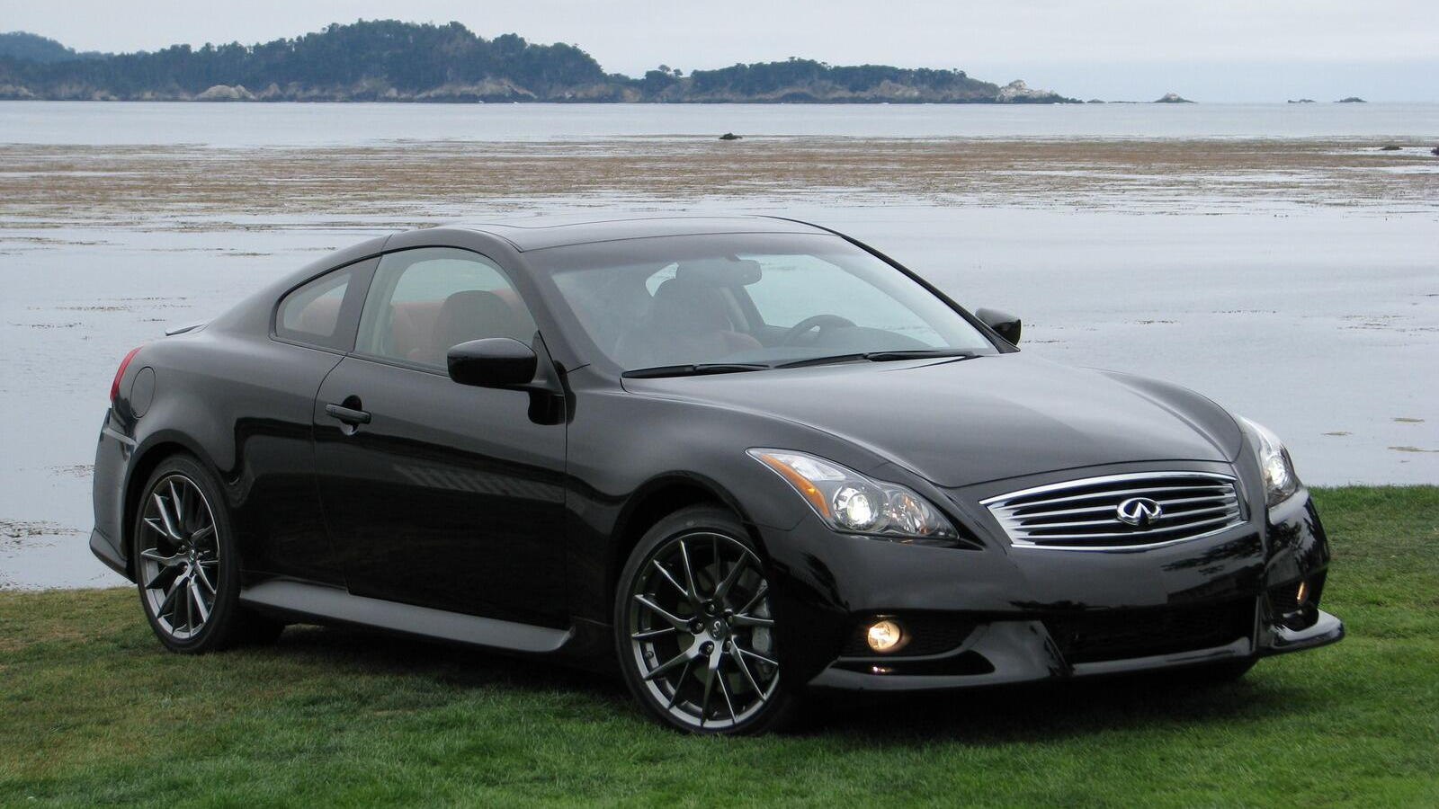 2011 Infiniti G37 Coupe IPL live from Pebble Beach