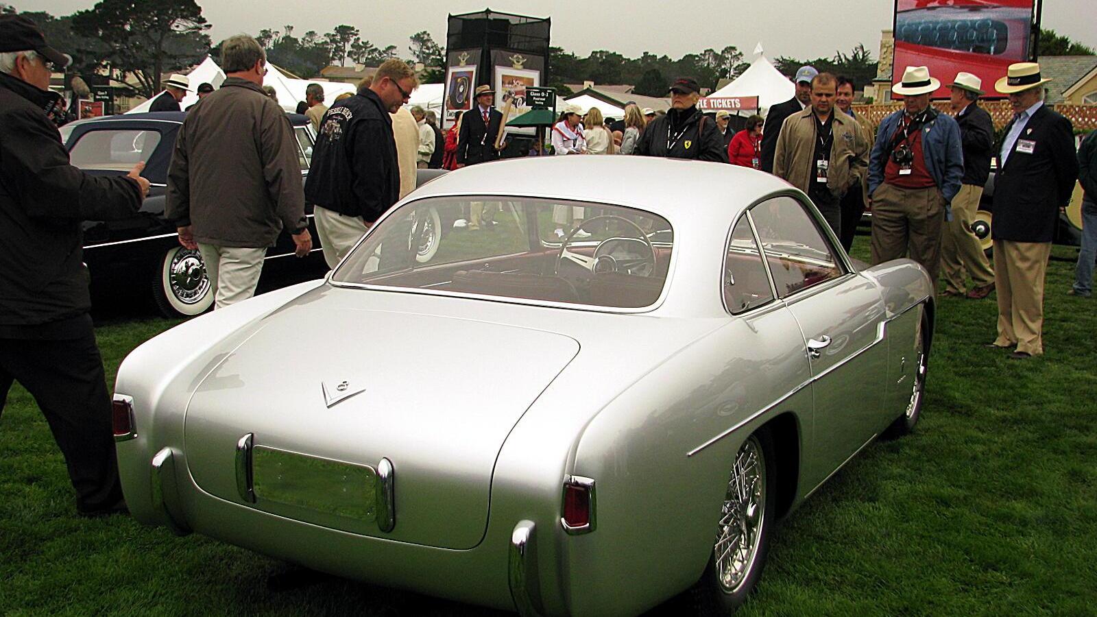 1953 Fiat 8V Ghia Coupe