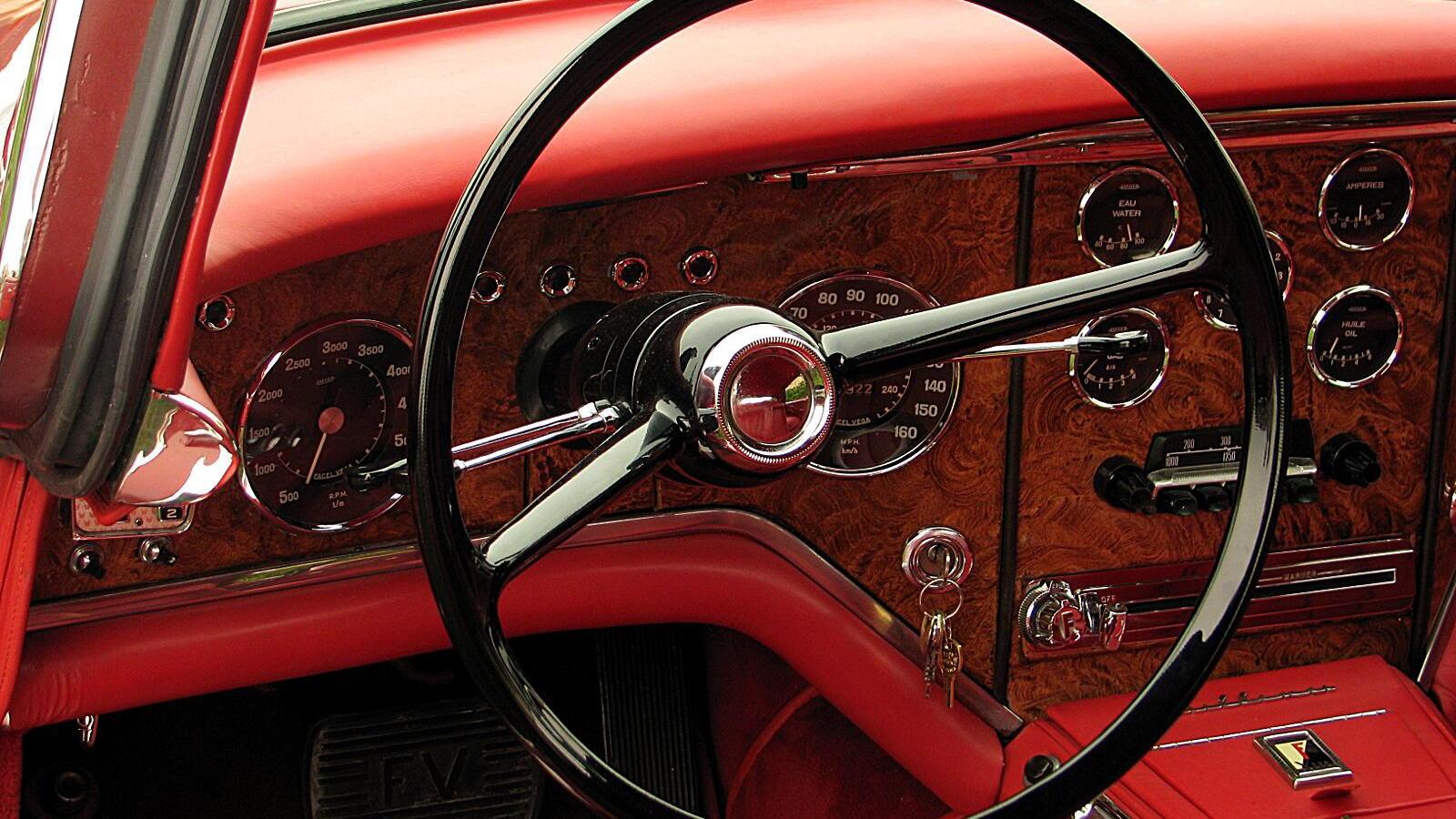 1958 Facel Vega Sedan