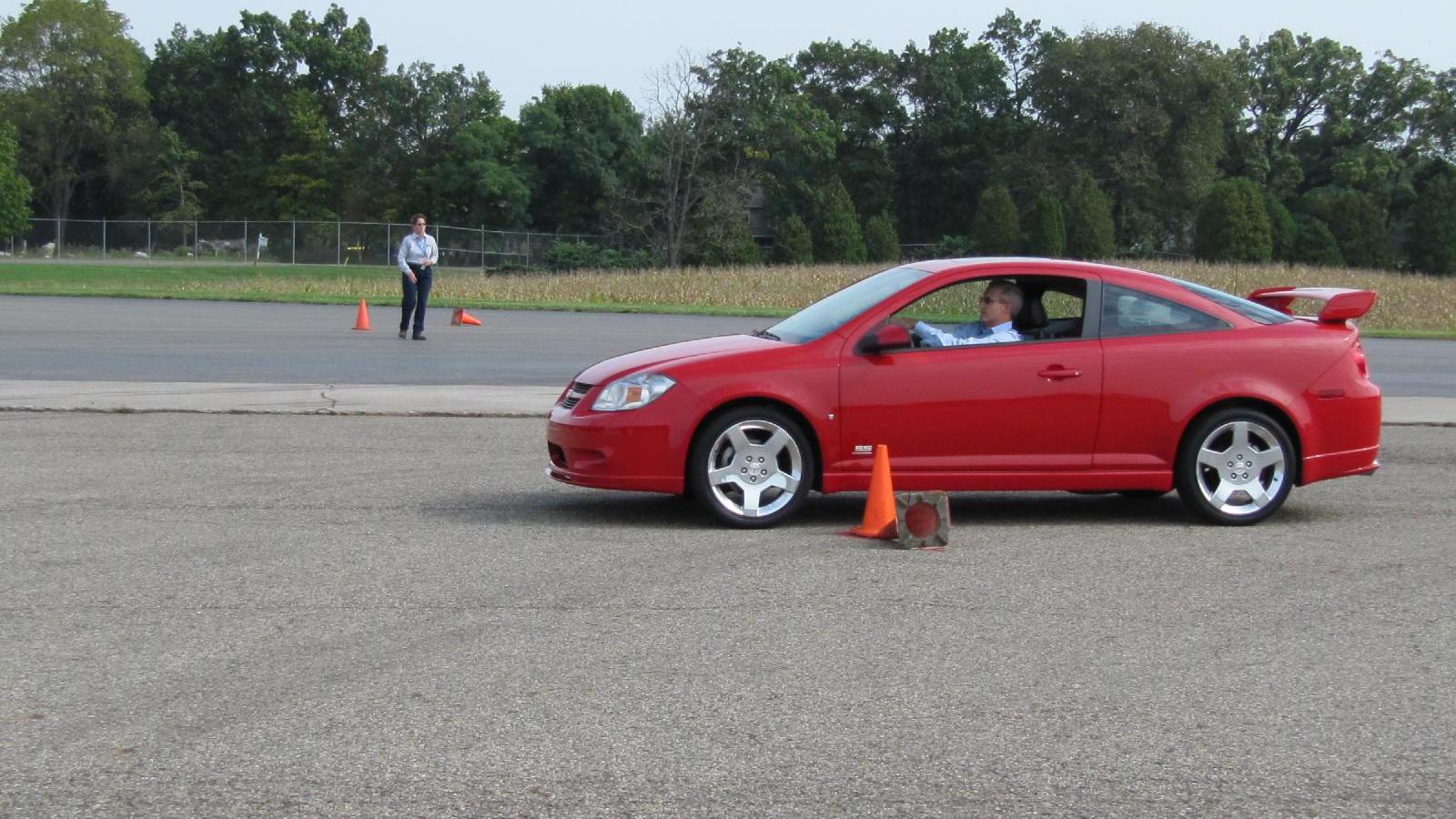 Eaton technologies test day, Marshall, Michigan, Sept 2010