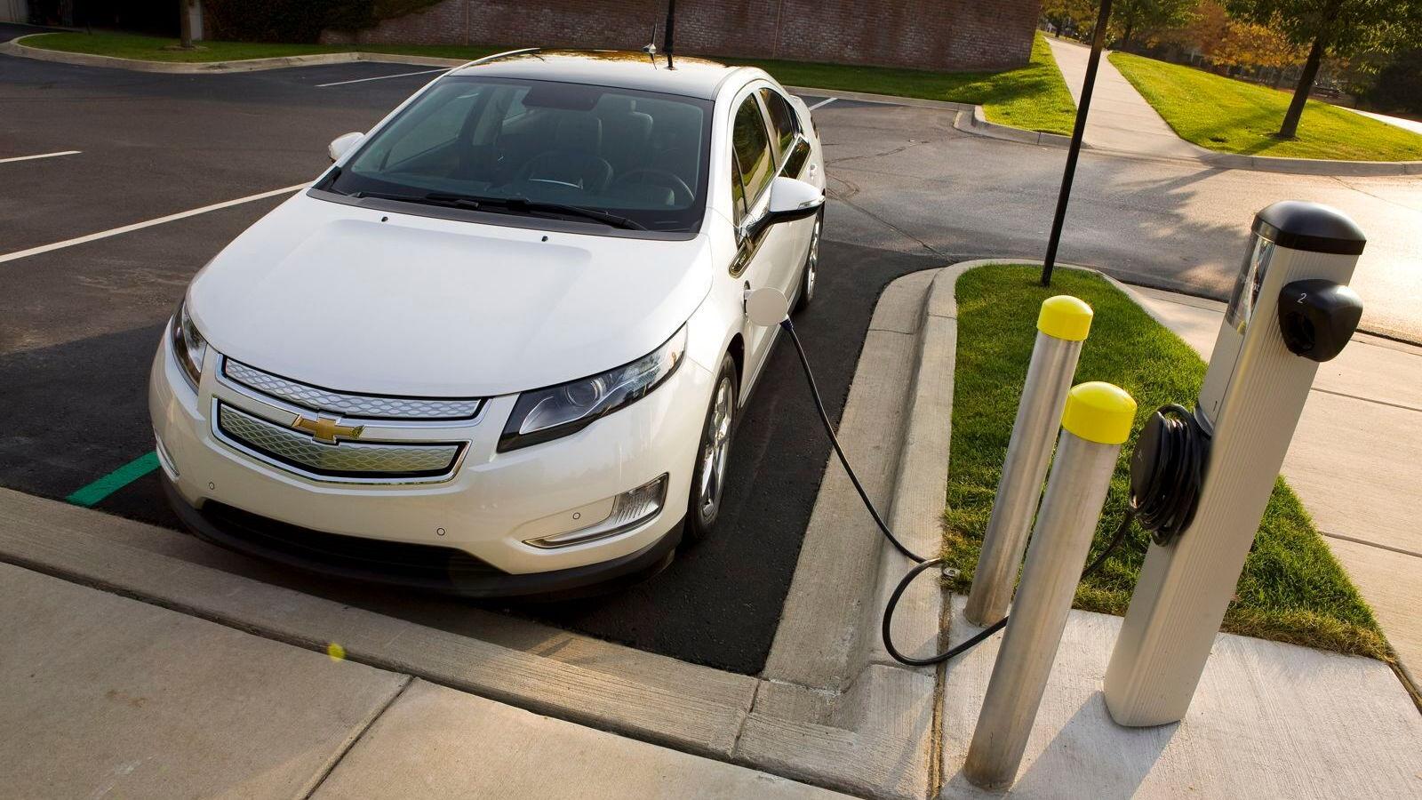 2012 Chevrolet Volt