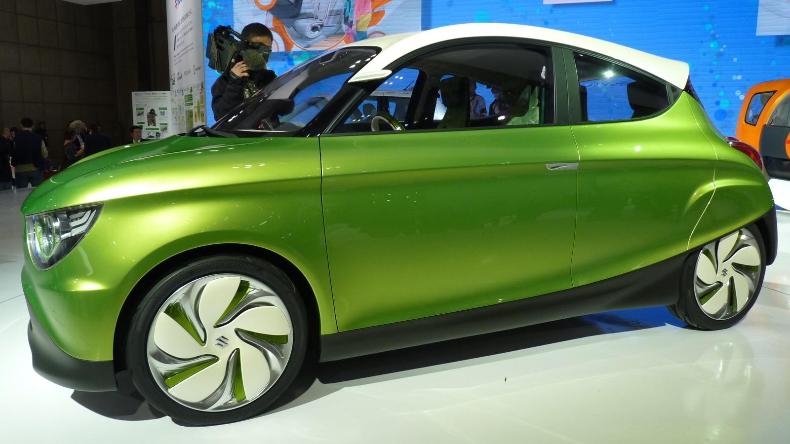 2011 Suzuki Regina concept