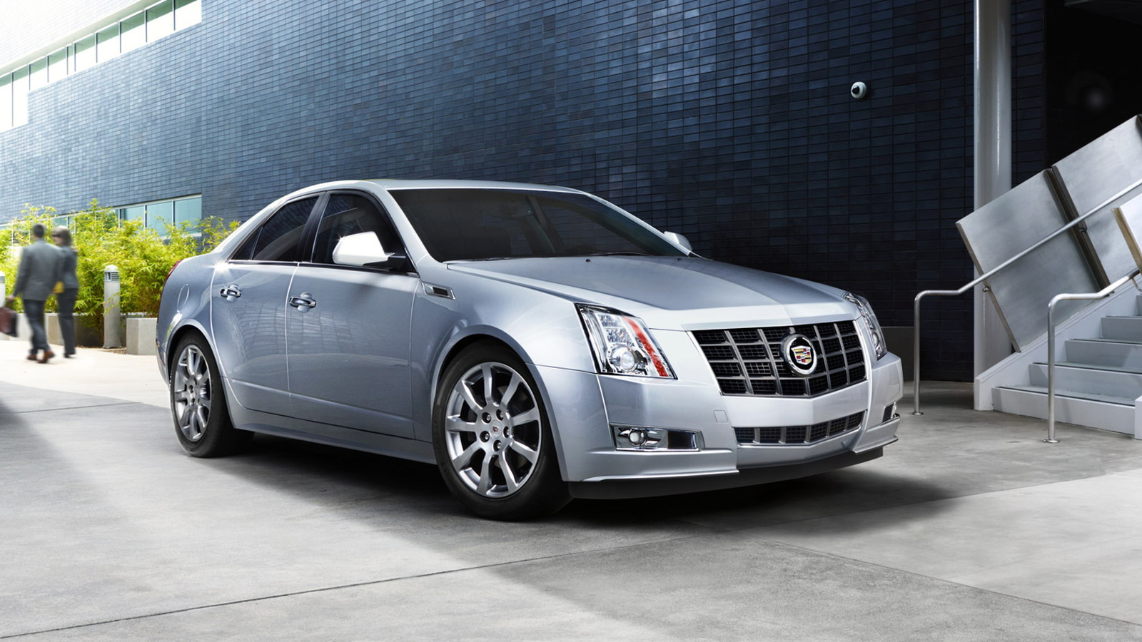 2012 Cadillac CTS Touring Edition
