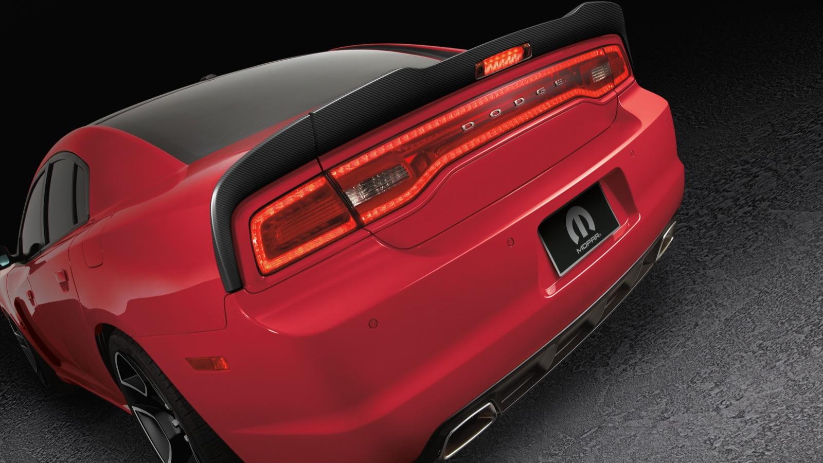 2012 Dodge Charger Redline  -  2012 Detroit Auto Show