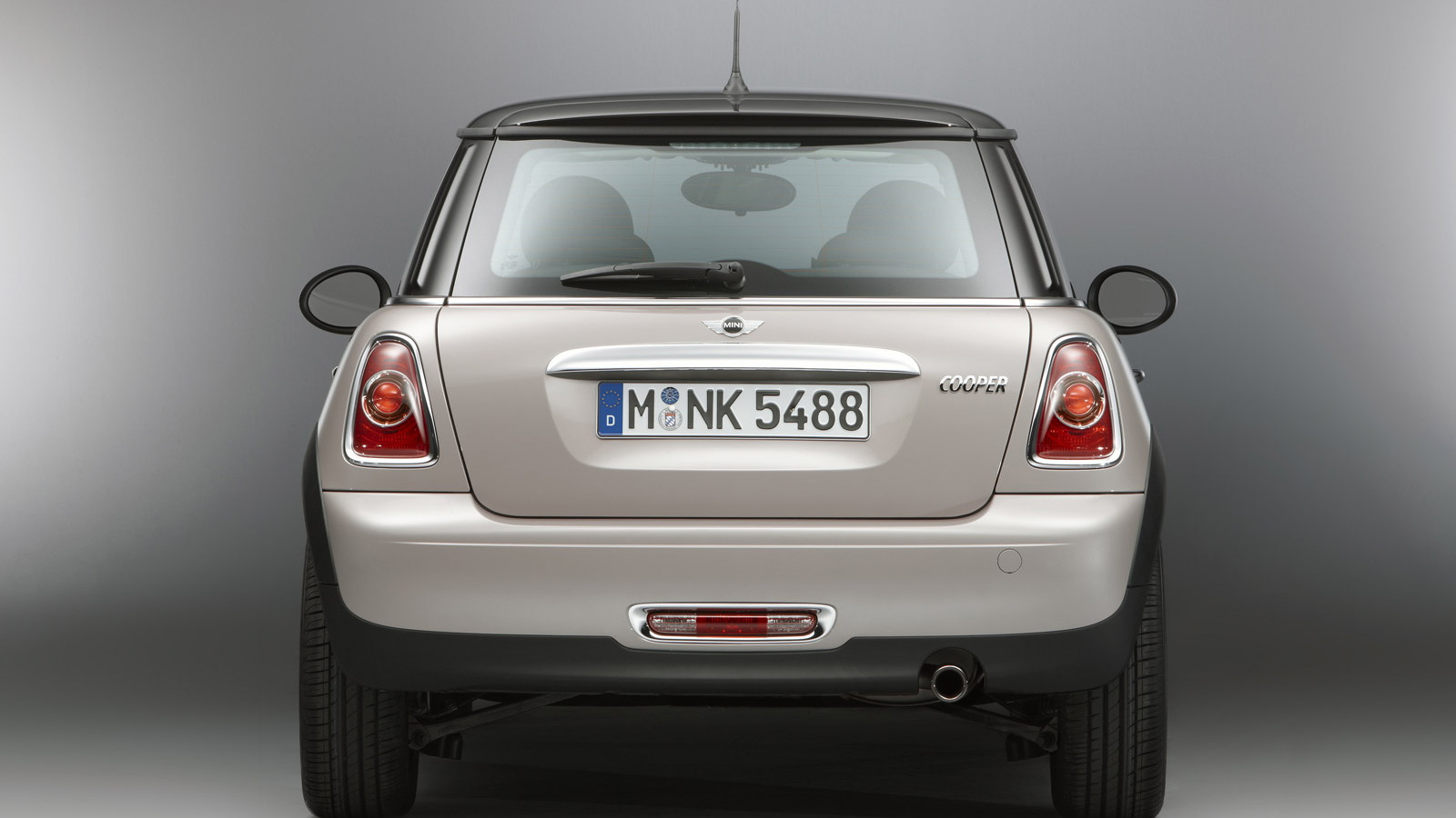 2012 MINI Baker Street special edition