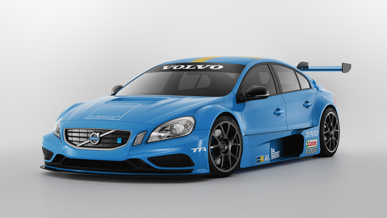 Volvo May Be Next In Joining Aussie V8 Supercars
