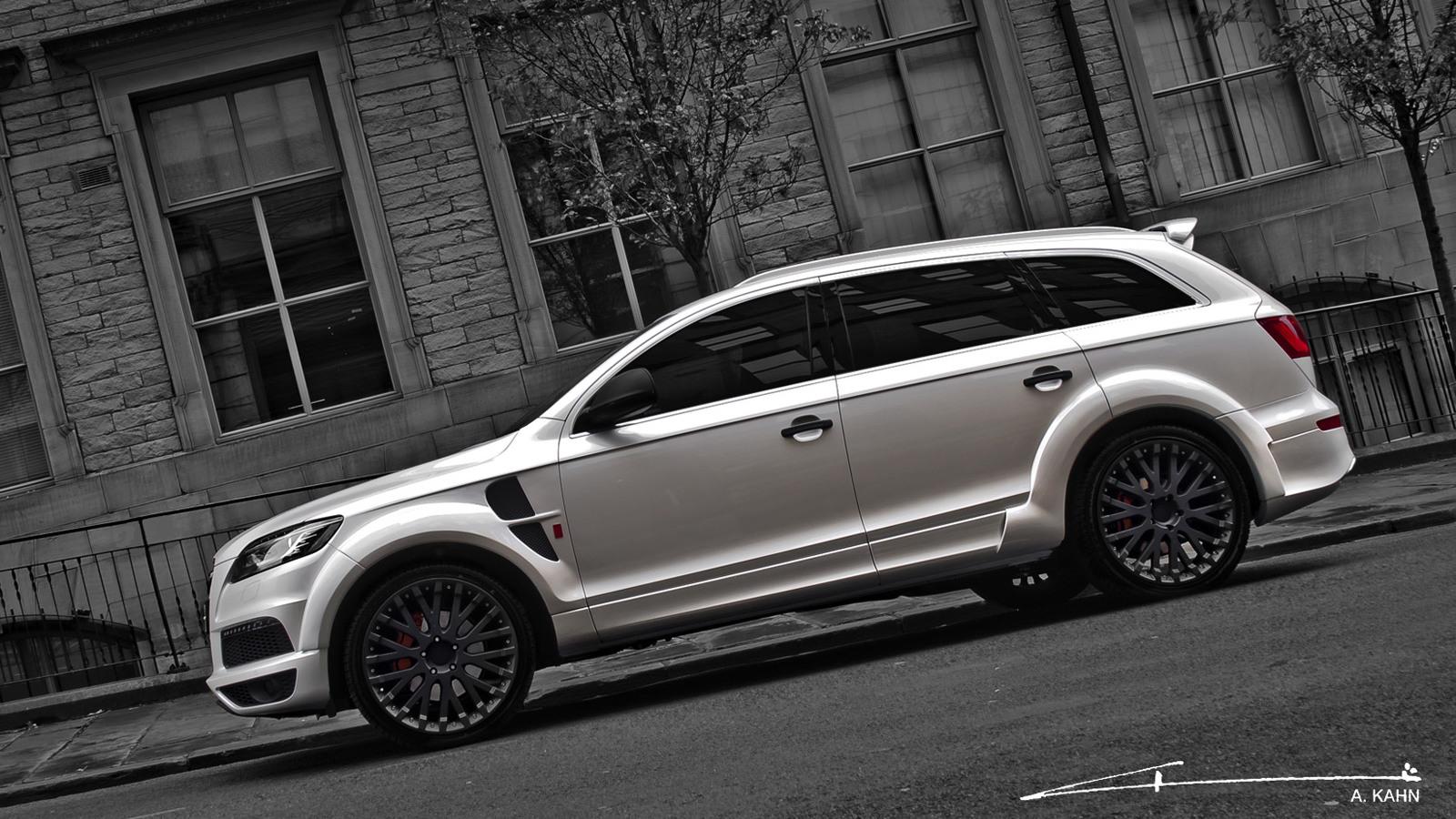 A. Kahn Design custom Audi Q7