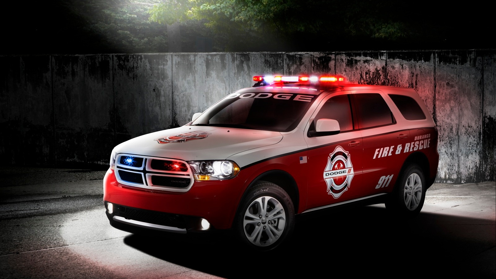 The Dodge Durango Special Service