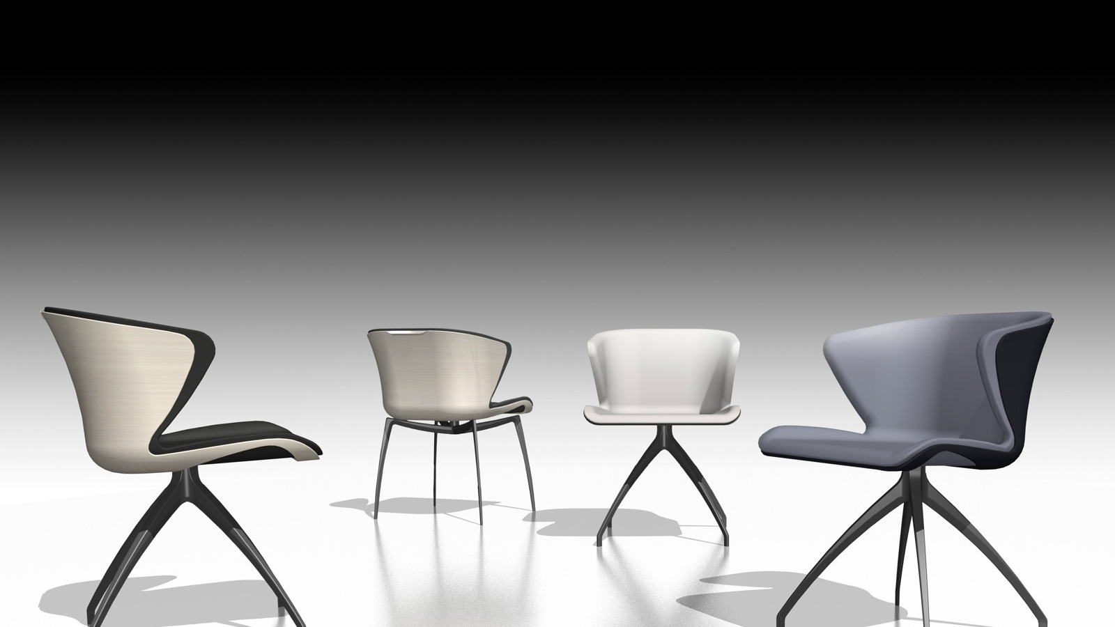 Mercedes Benz Style furniture collection.