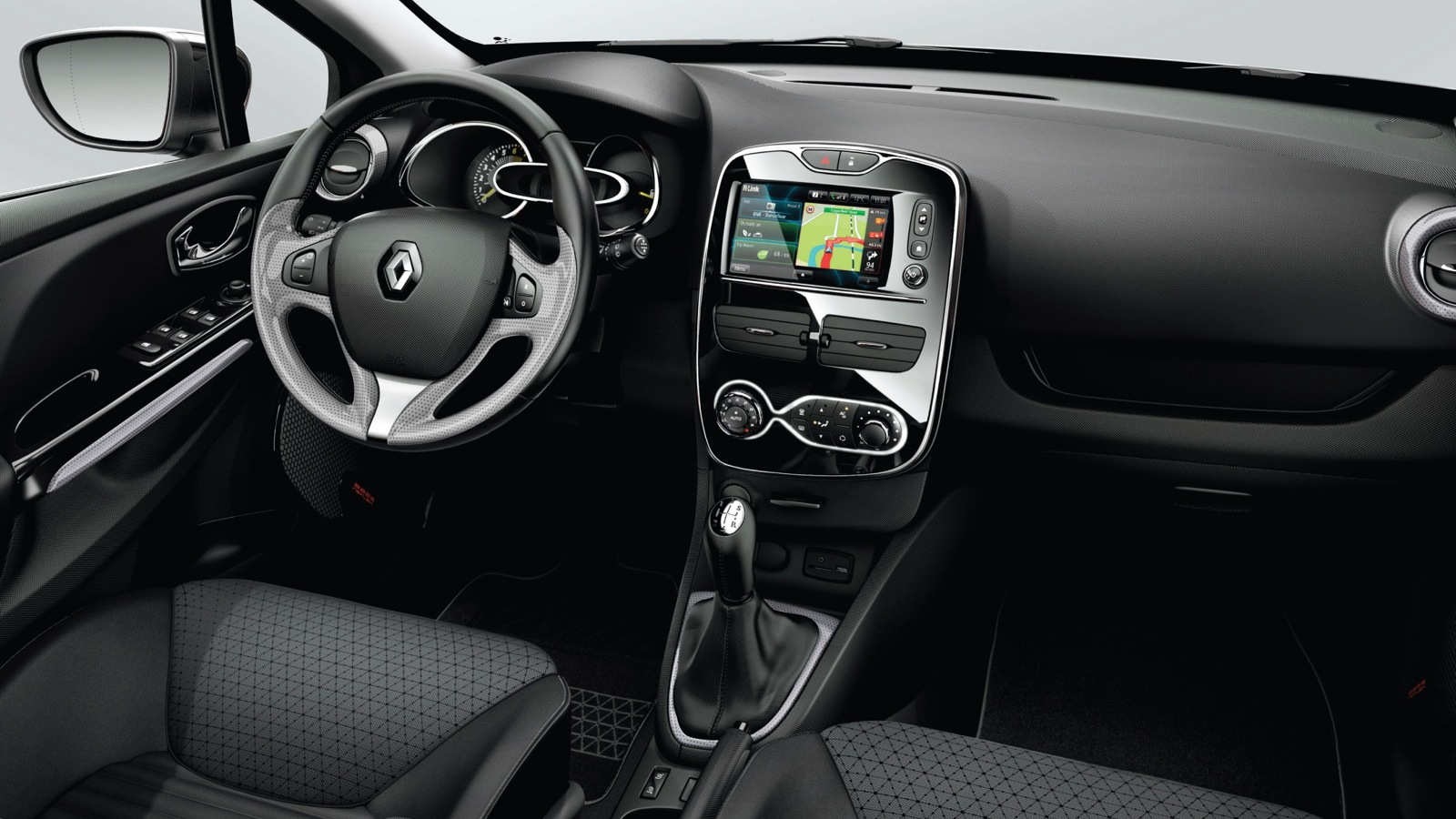 The fourth-generation Renault Clio