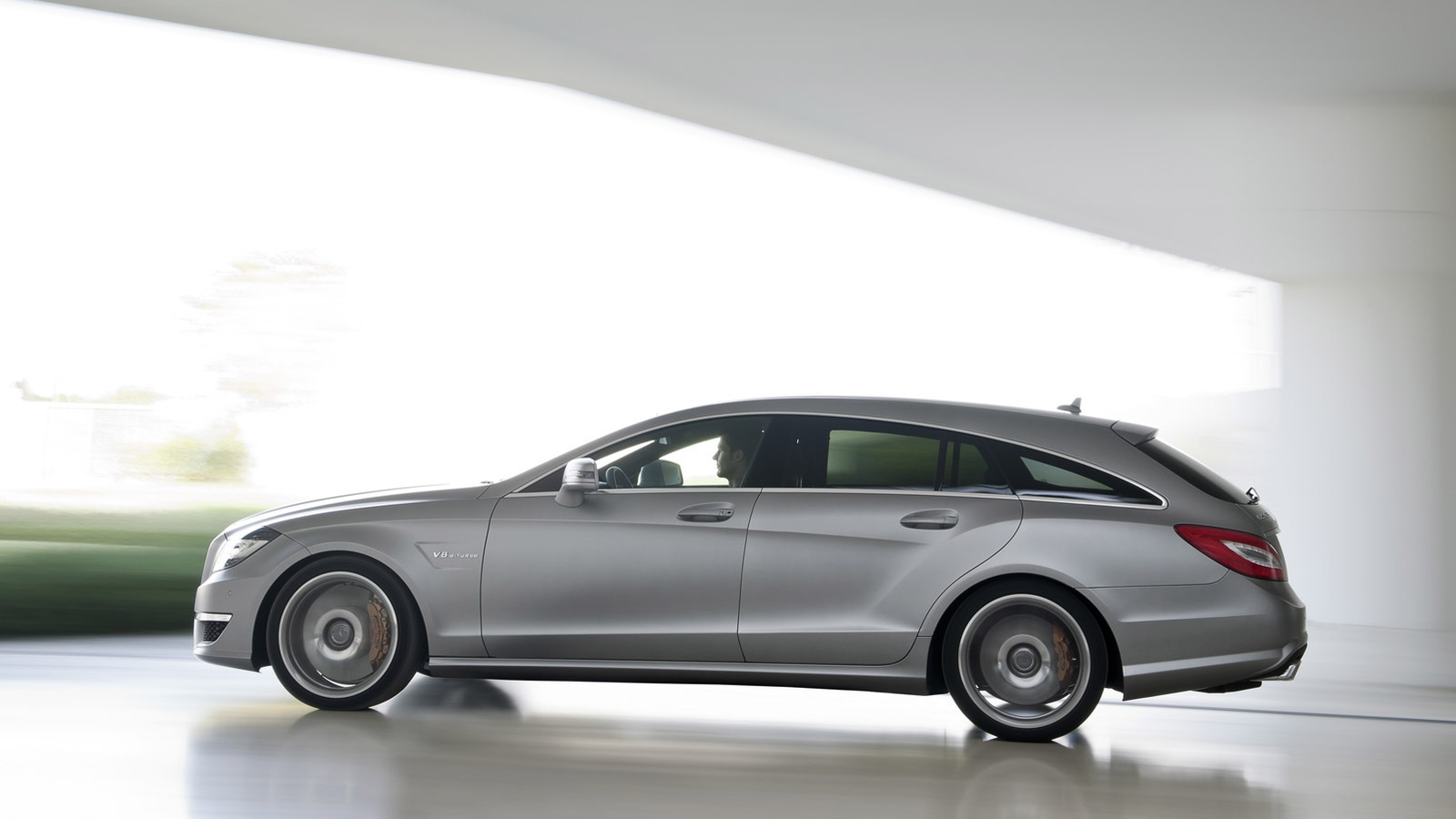2013 Mercedes-Benz CLS63 AMG Shooting Brake