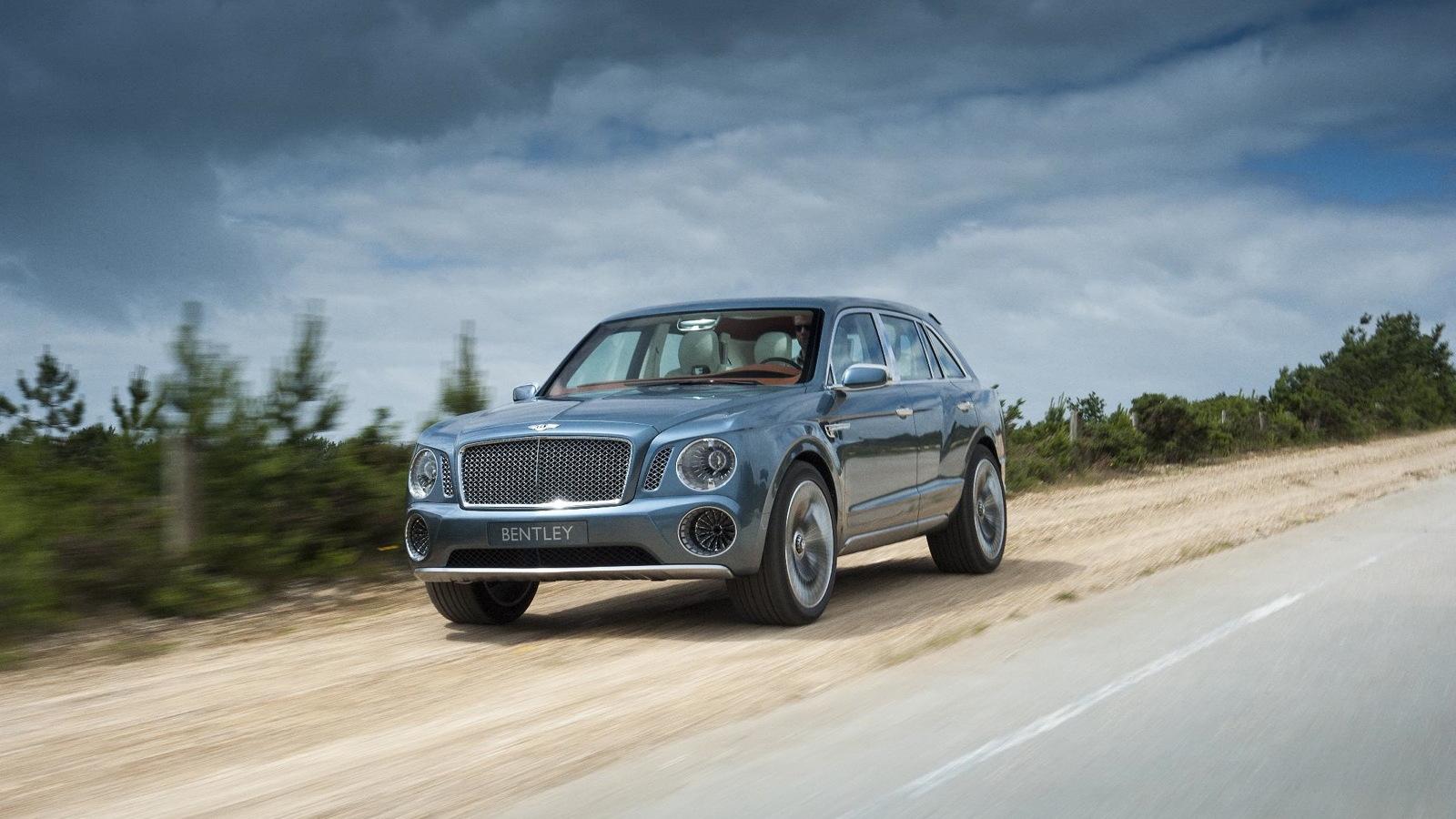 Bentley SUV: Third Row, Plug-In Hybrid, W-12 Engine Part ...
