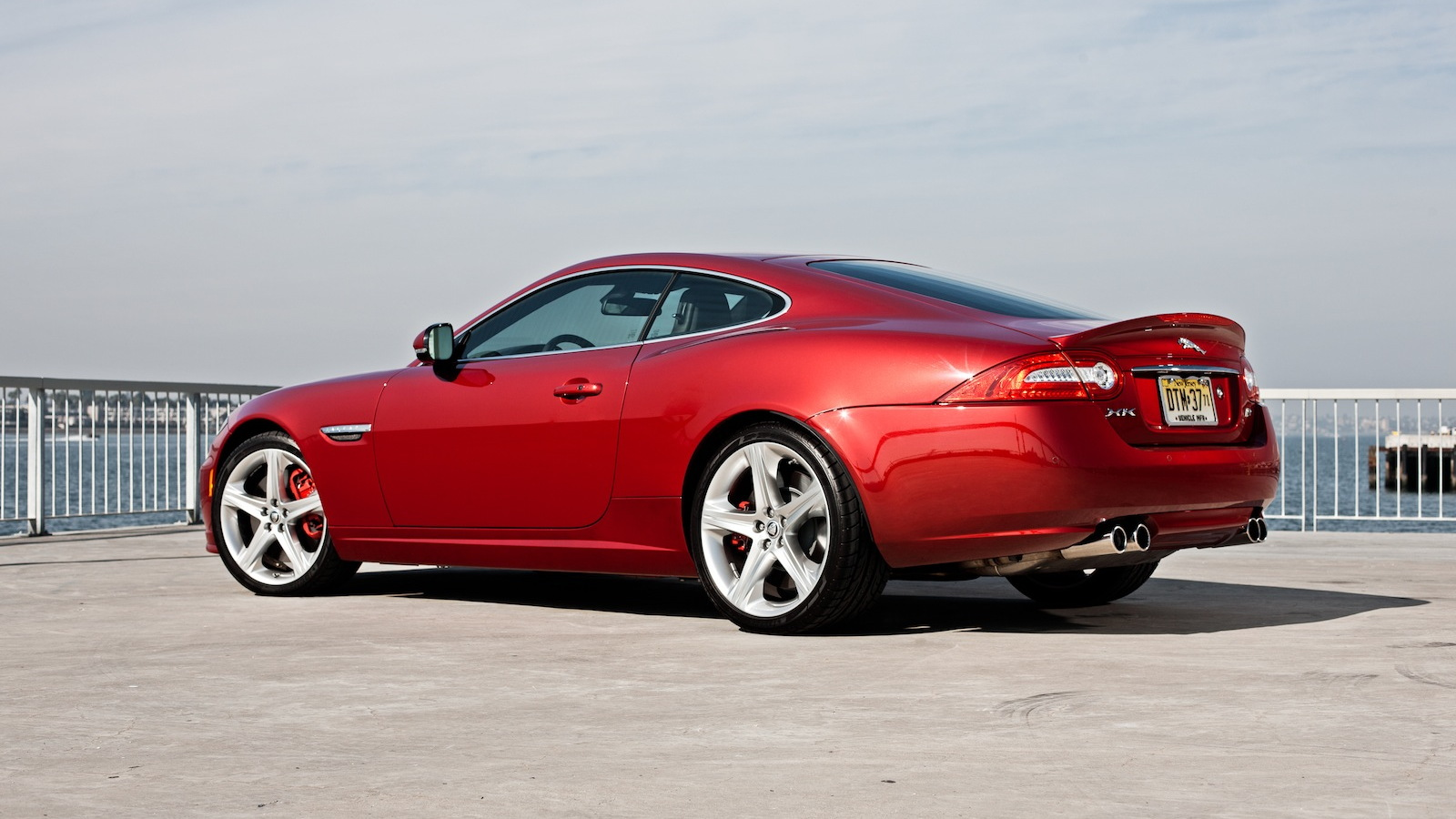 2013 Jaguar XKR Coupe