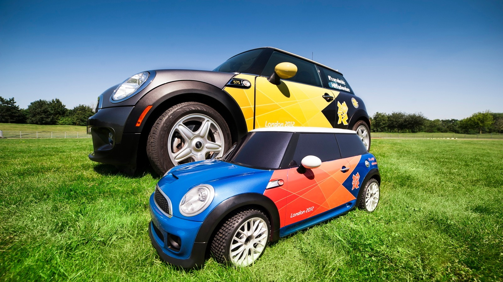 Mini MINI electric car