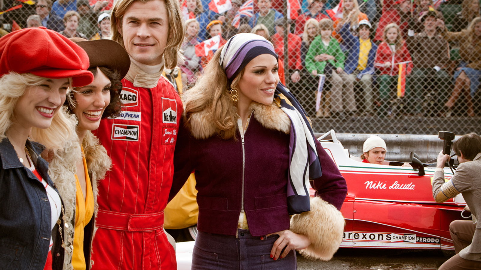 Official images from Niki Lauda Biopic 'Rush'