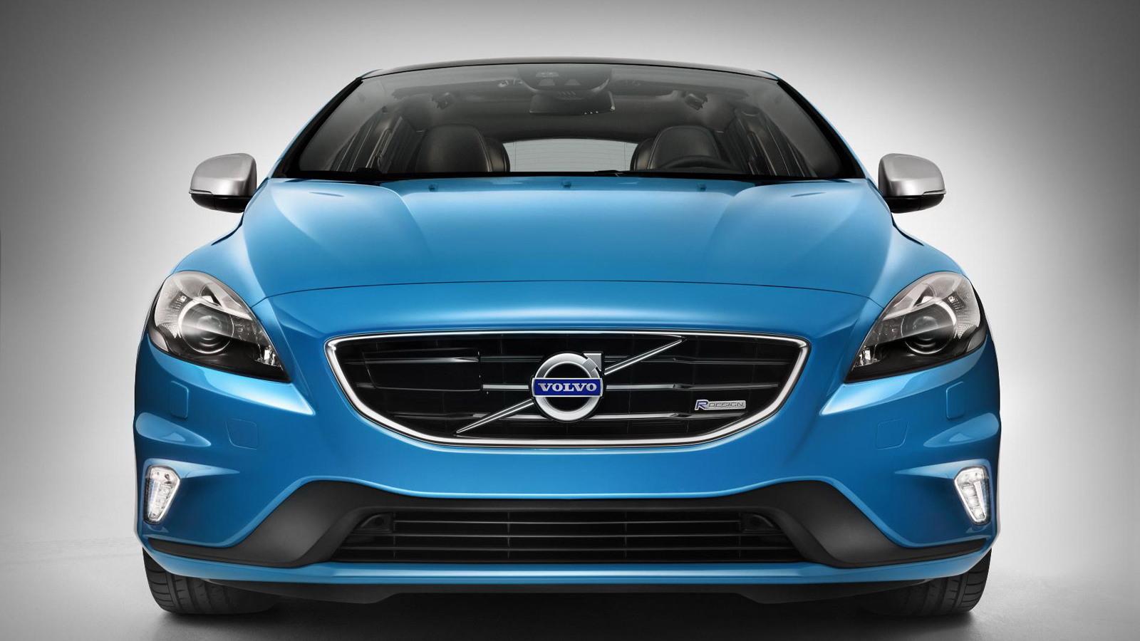 2013 Volvo V40 R-Design