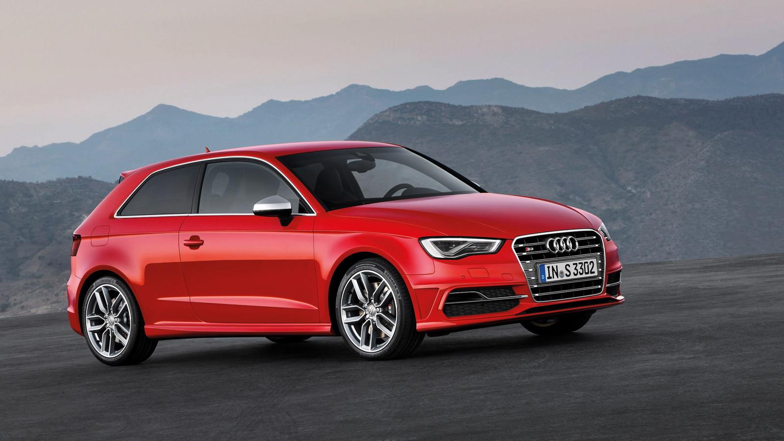 2014 Audi S3 Hatchback