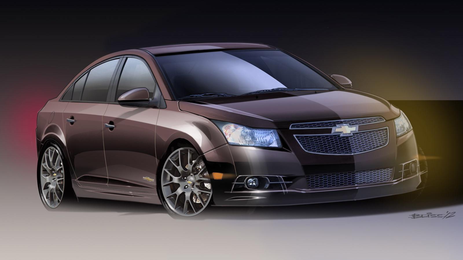 Chevrolet Cruze Upscale 2012 SEMA concept