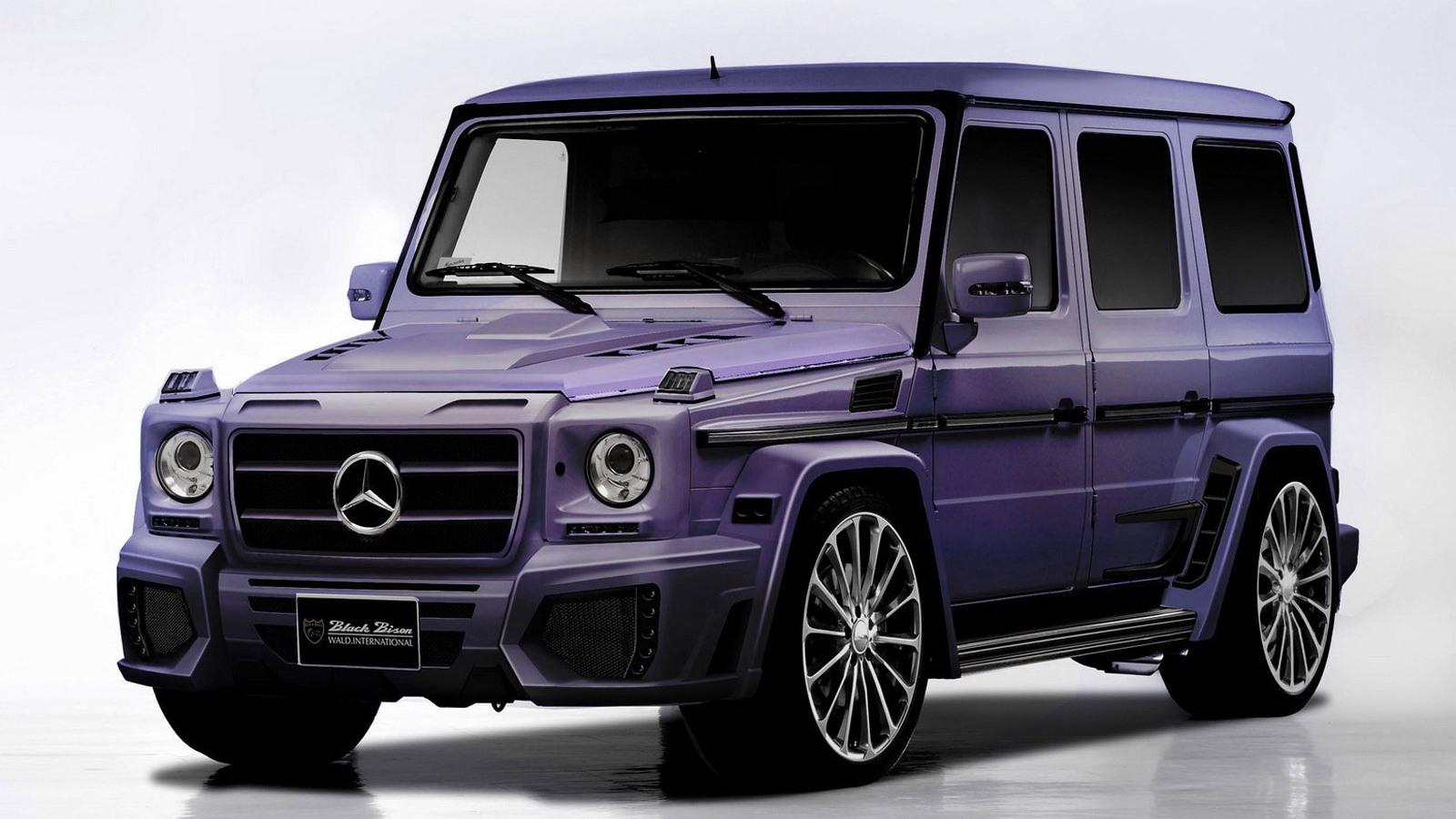 Wald Black Bison Edition Mercedes-Benz G Class
