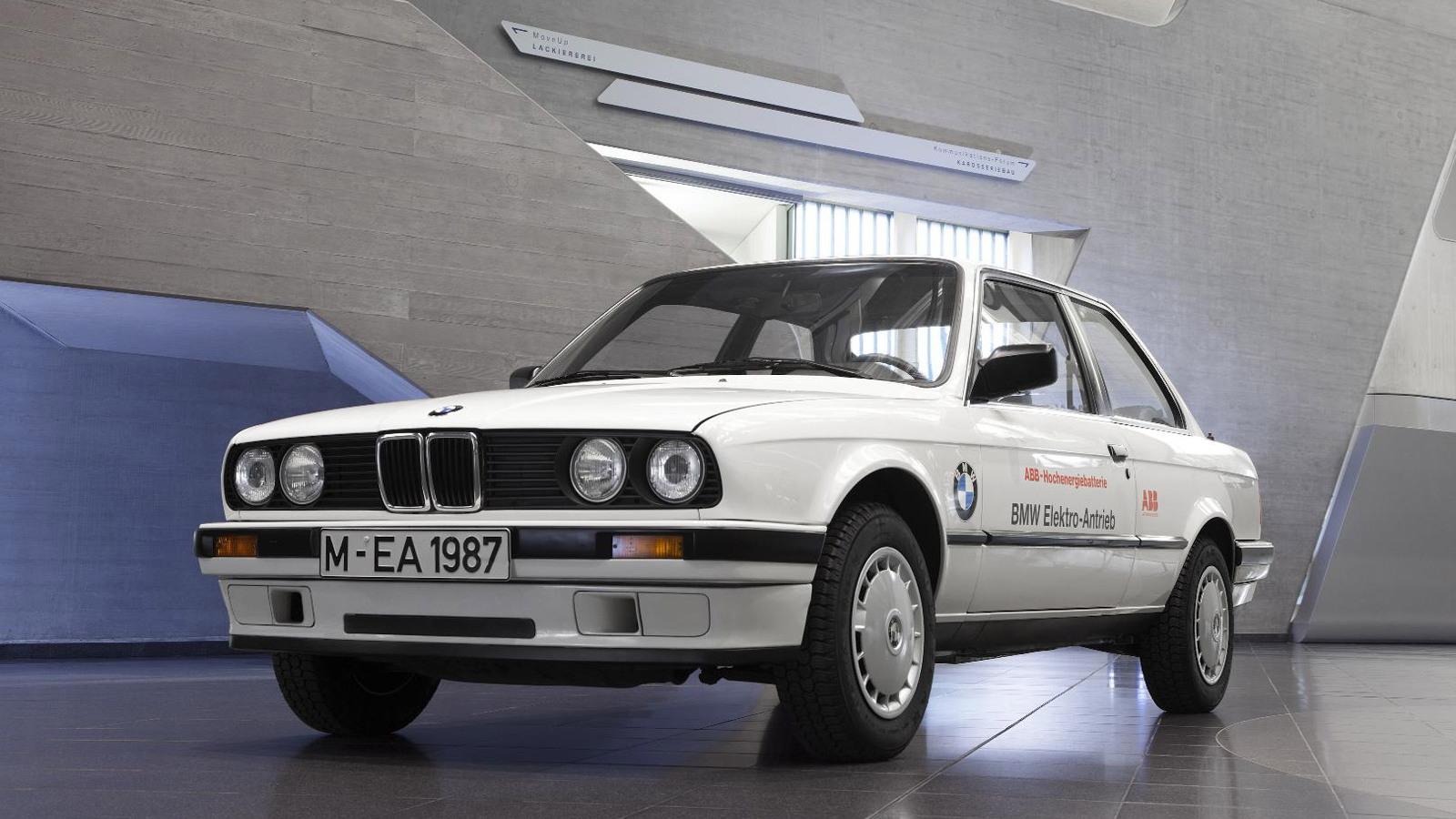 1987 BMW 325iX Electric