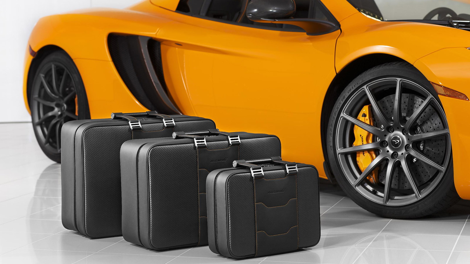 McLaren accessories range