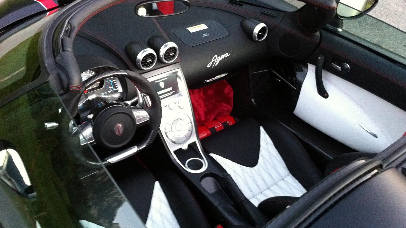 2011 Koenigsegg Agera X