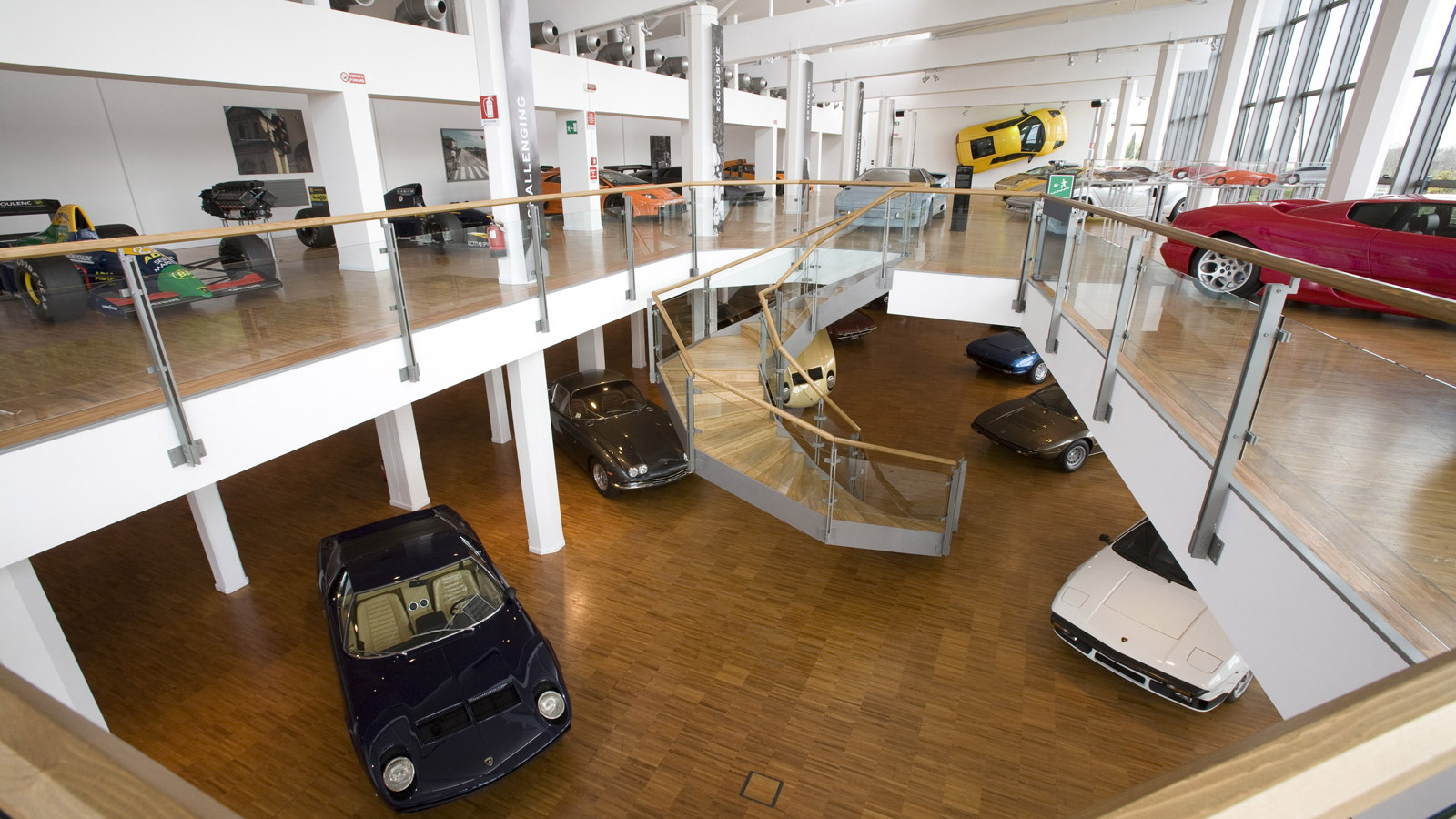 Official Lamborghini Museum