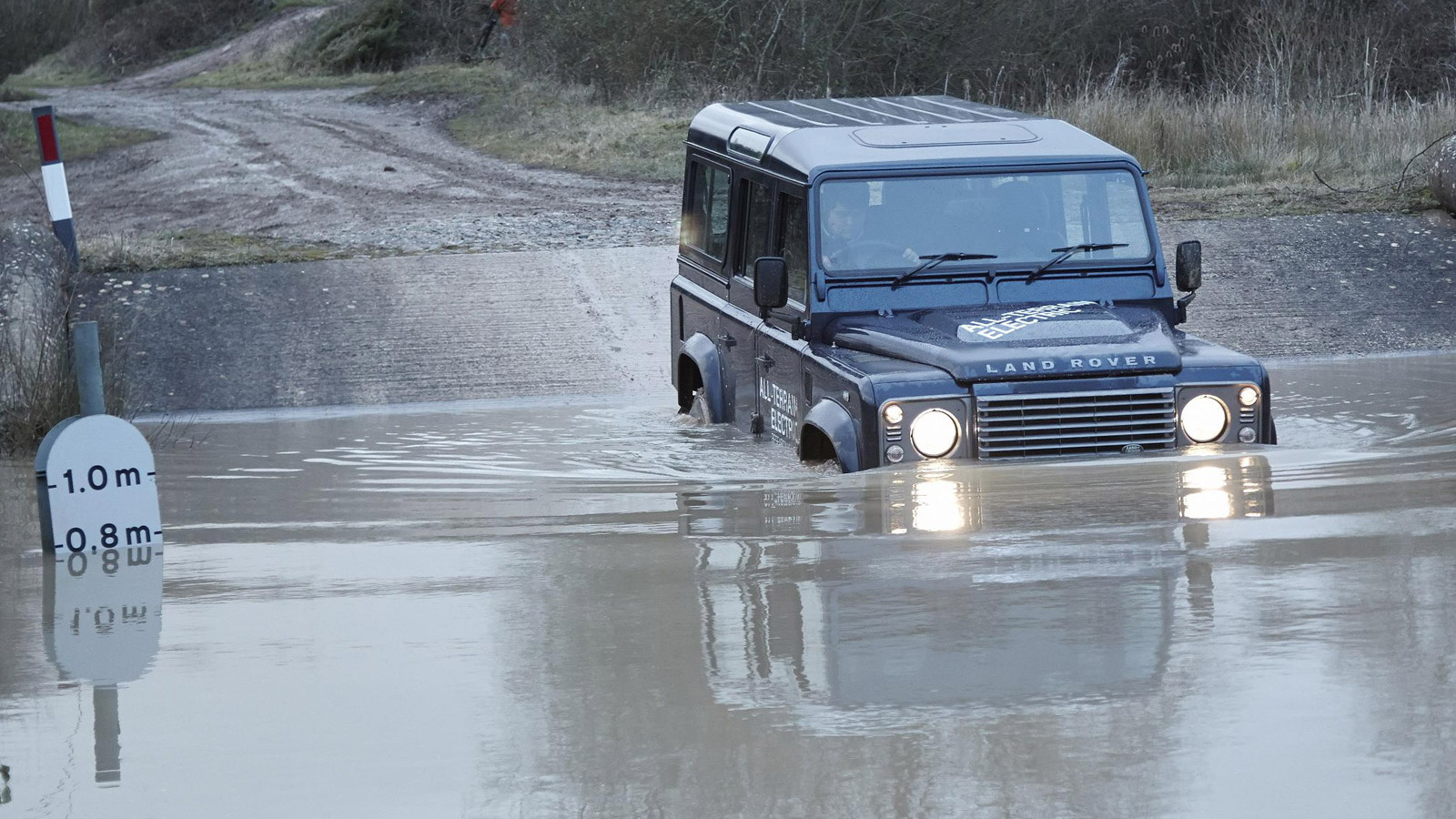 2013 Land Rover Defender All-Terrain Electric