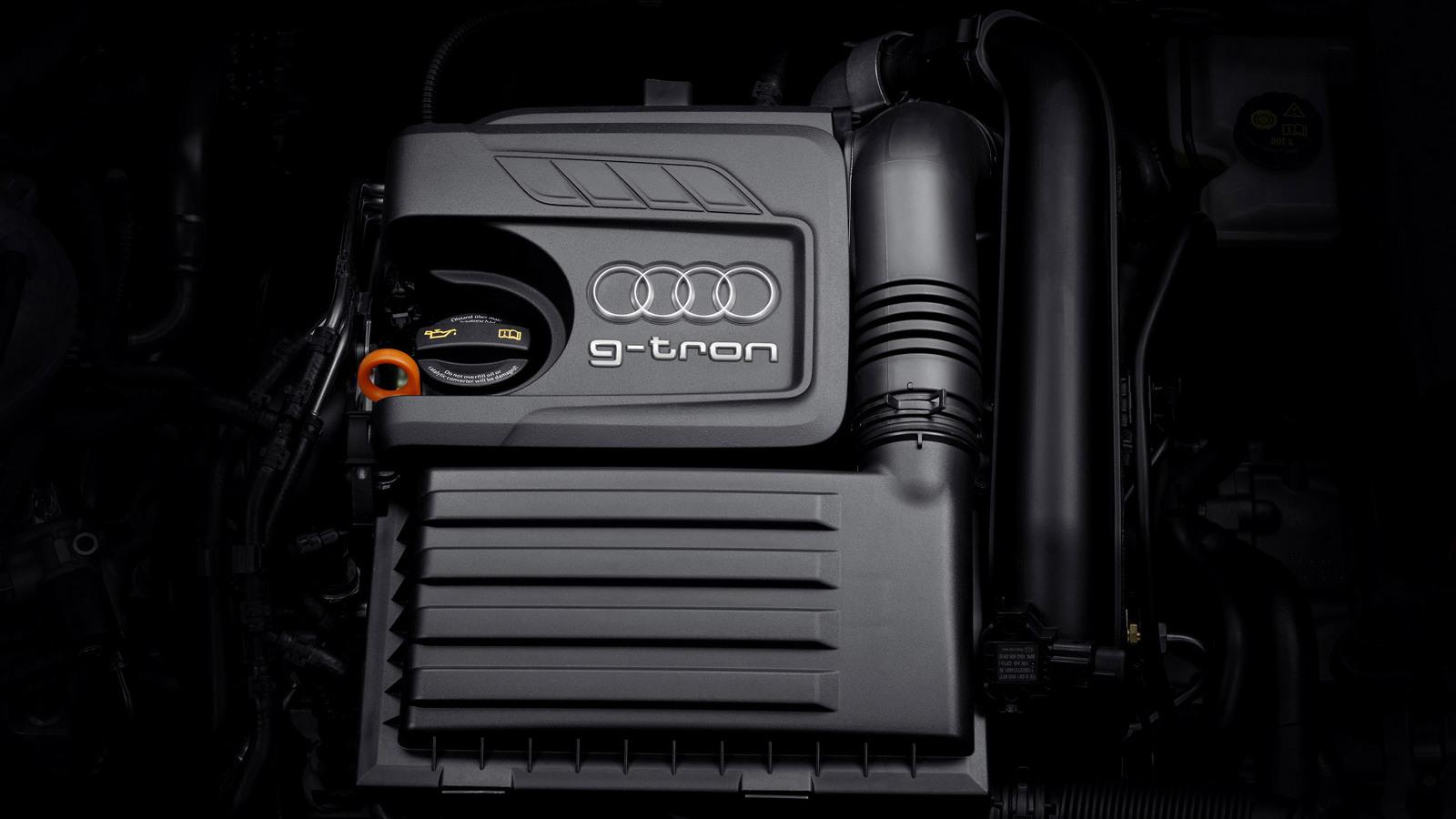 2014 Audi A3 g-tron