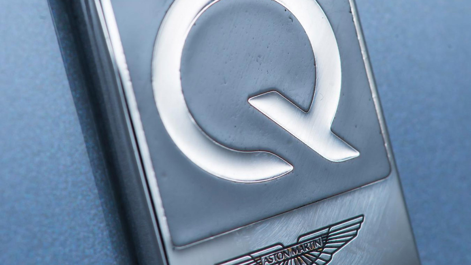 Q by Aston Martin 2014 Aston Martin Vanquish