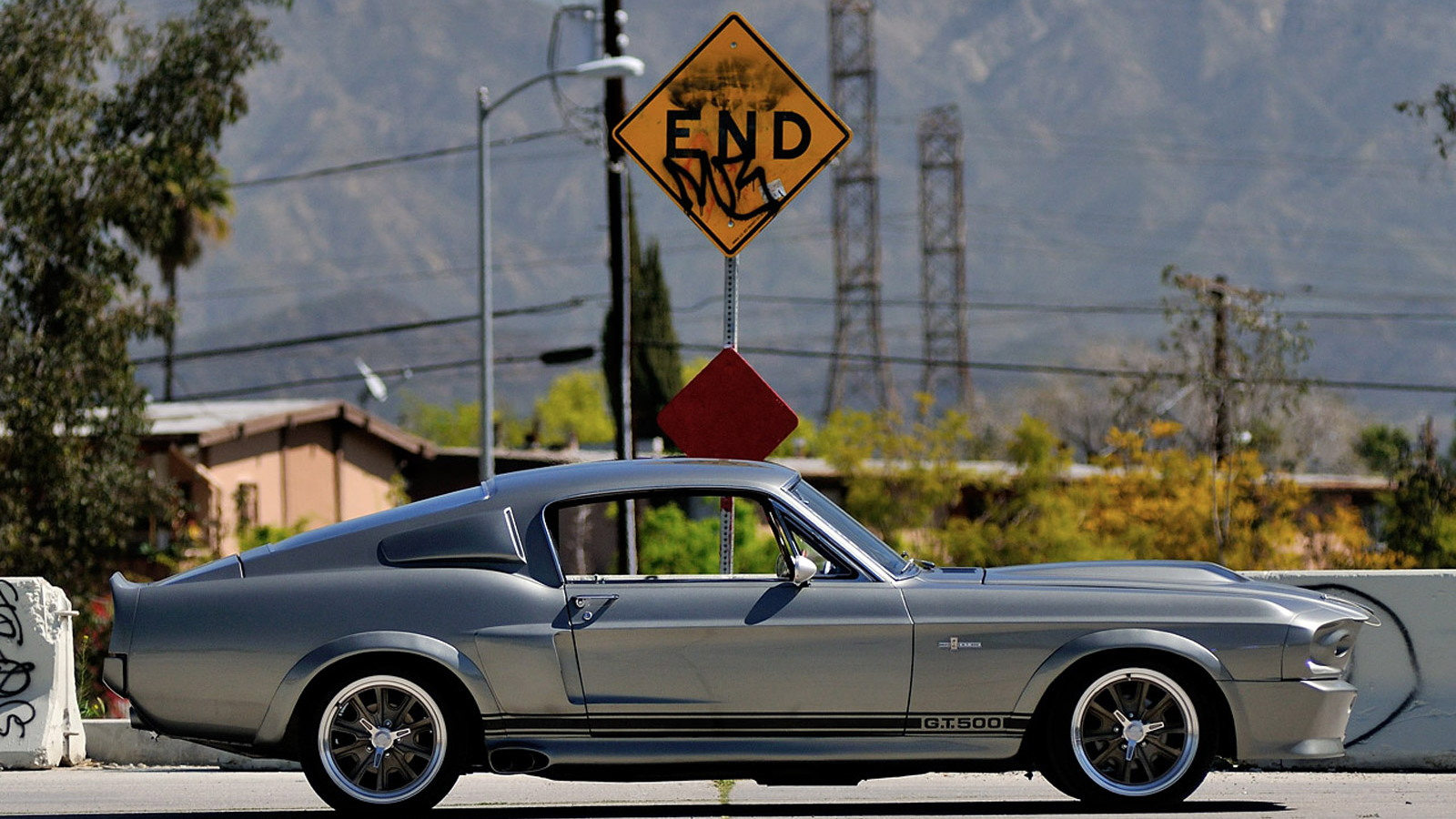 1967 ford mustang eleanor from gone in 60 seconds