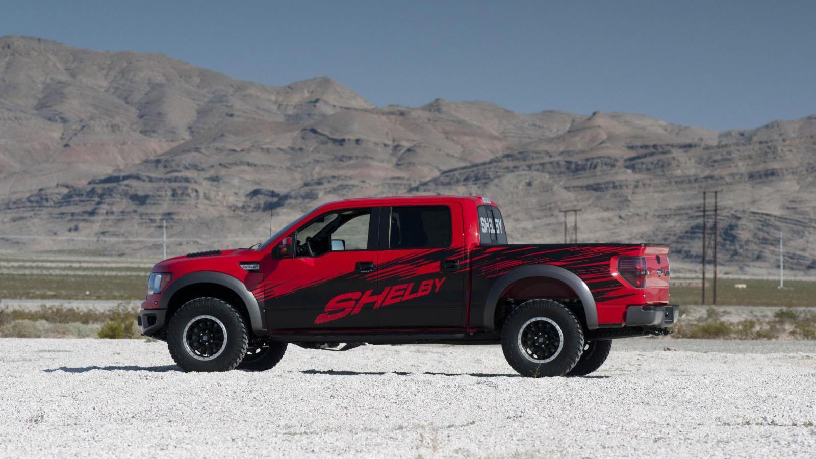 2013 Shelby Raptor