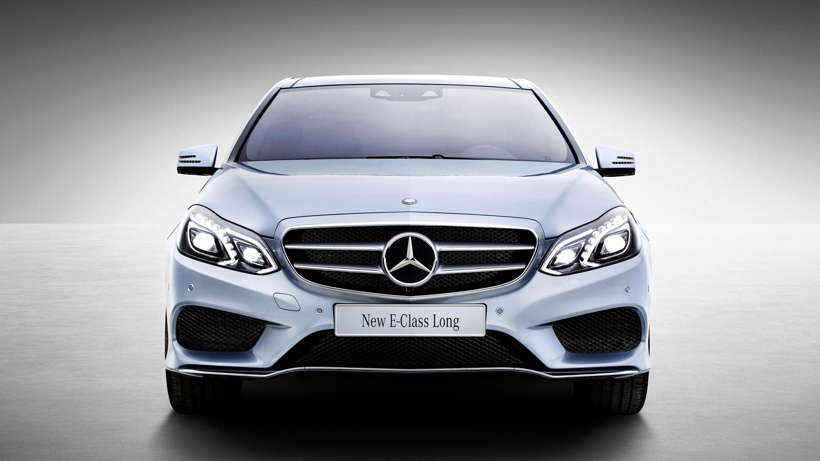 2014 Mercedes-Benz E Class L