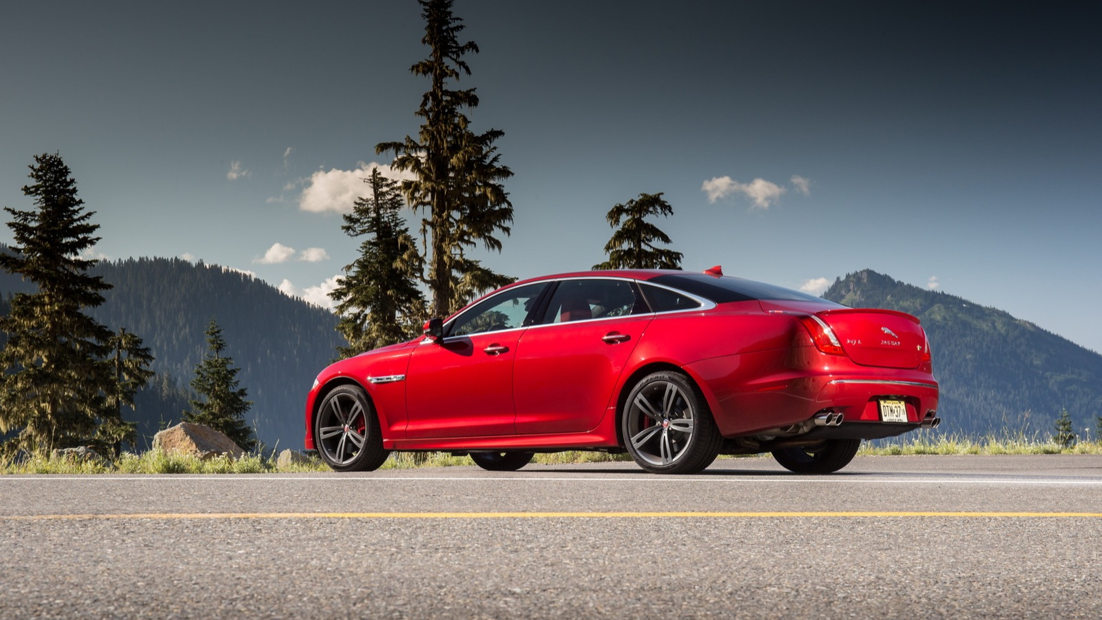 2014 Jaguar XJR  -  First Drive  -  August 2013