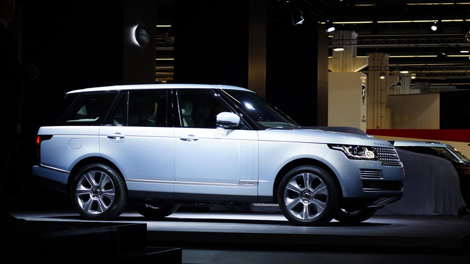 2015 Land Rover Range Rover Hybrid, 2013 Frankfurt Auto Show