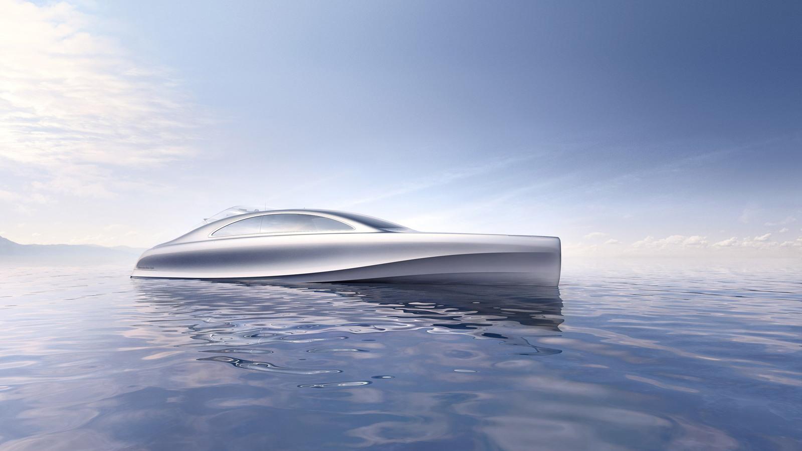 Mercedes-Benz Arrow460 - Granturismo, 2013 Monaco Yacht Show