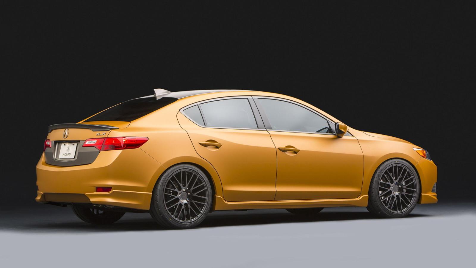2014 Acura ILX Street Performance concept, 2013 SEMA
