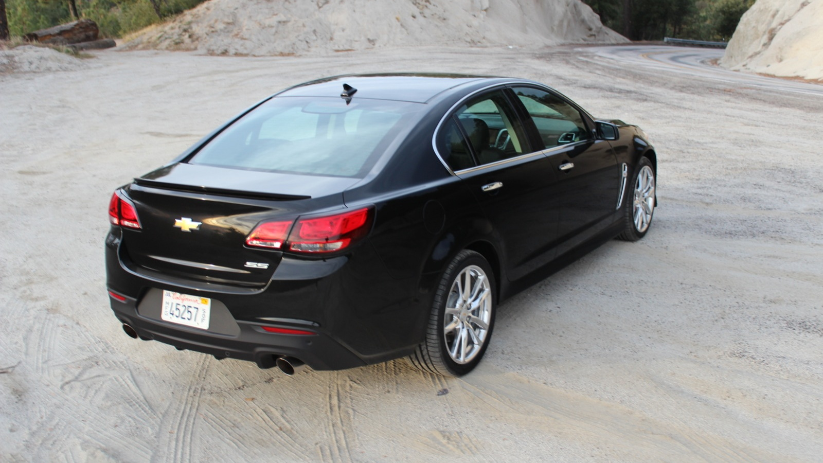 2014 Chevrolet SS  -  First Drive, December 2013