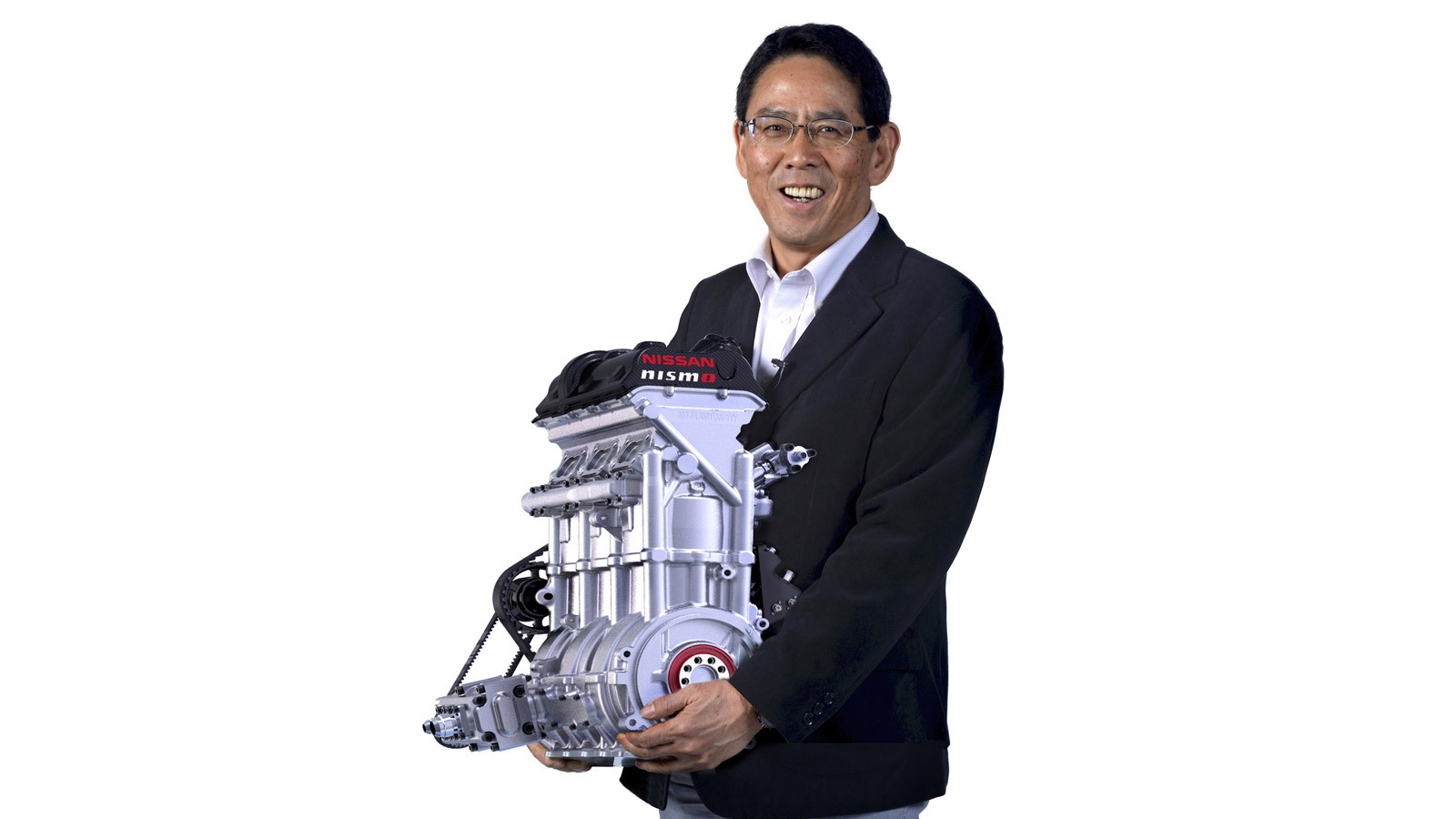 Nissan's three-cylinder engine for its ZEOD RC electrified Le Mans car