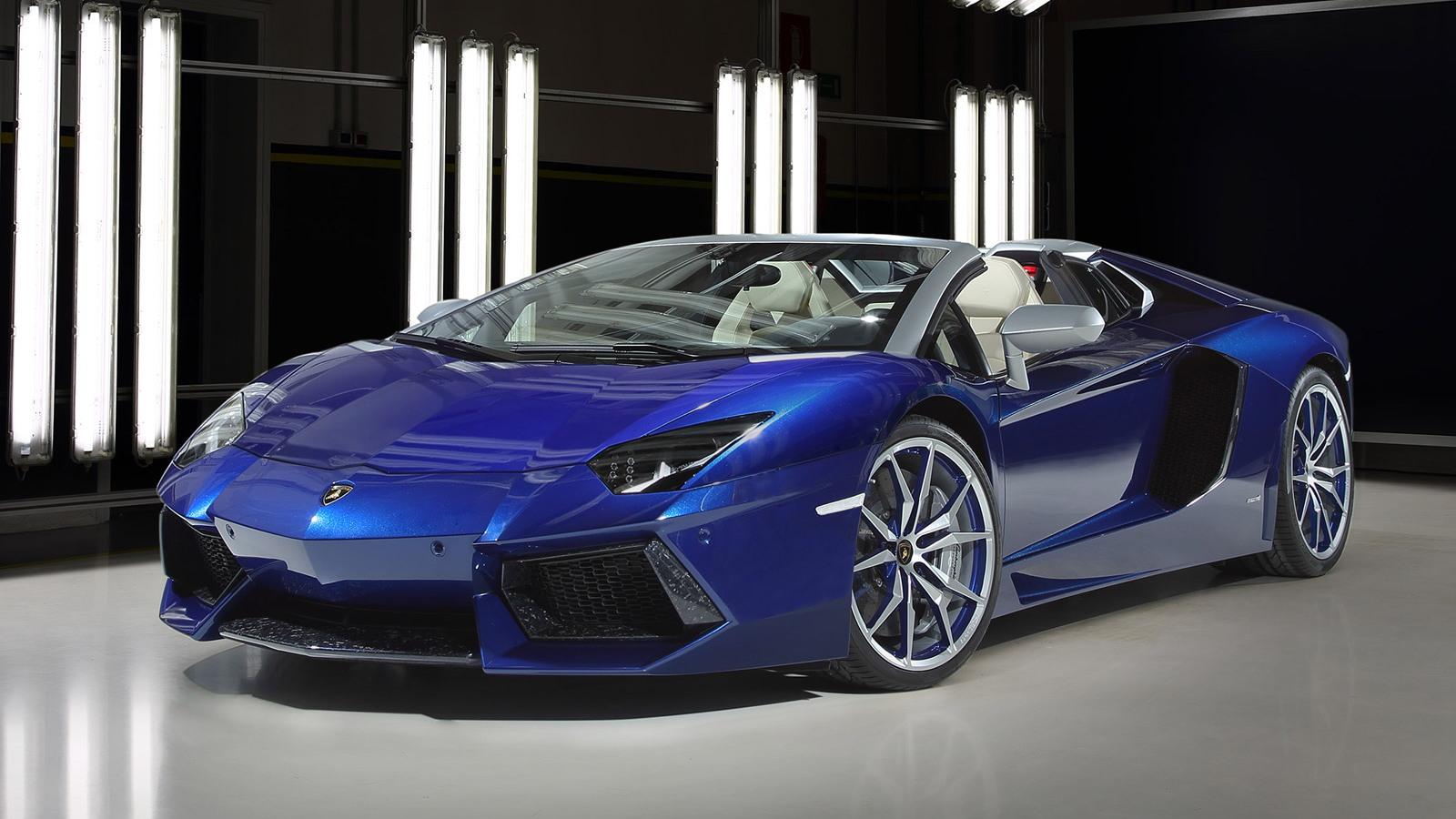 Lamborghini Aventador personalized by Ad Personam, 2014 Geneva Motor Show
