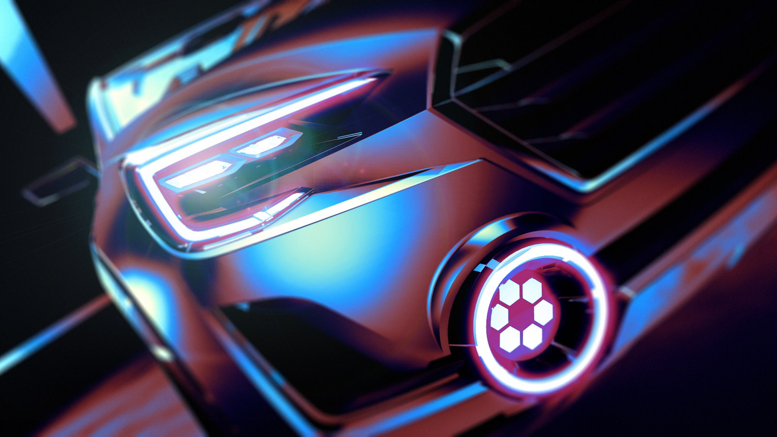 Subaru Viziv 2 concept, 2014 Geneva Motor Show