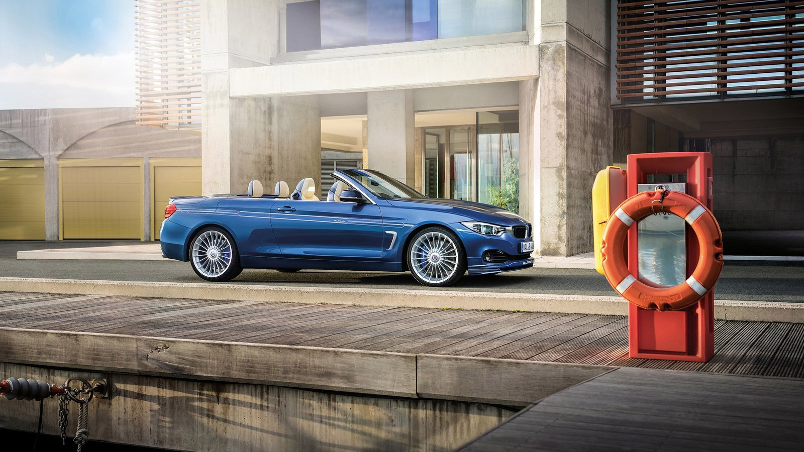 2014 BMW Alpina B4 Biturbo Cabrio