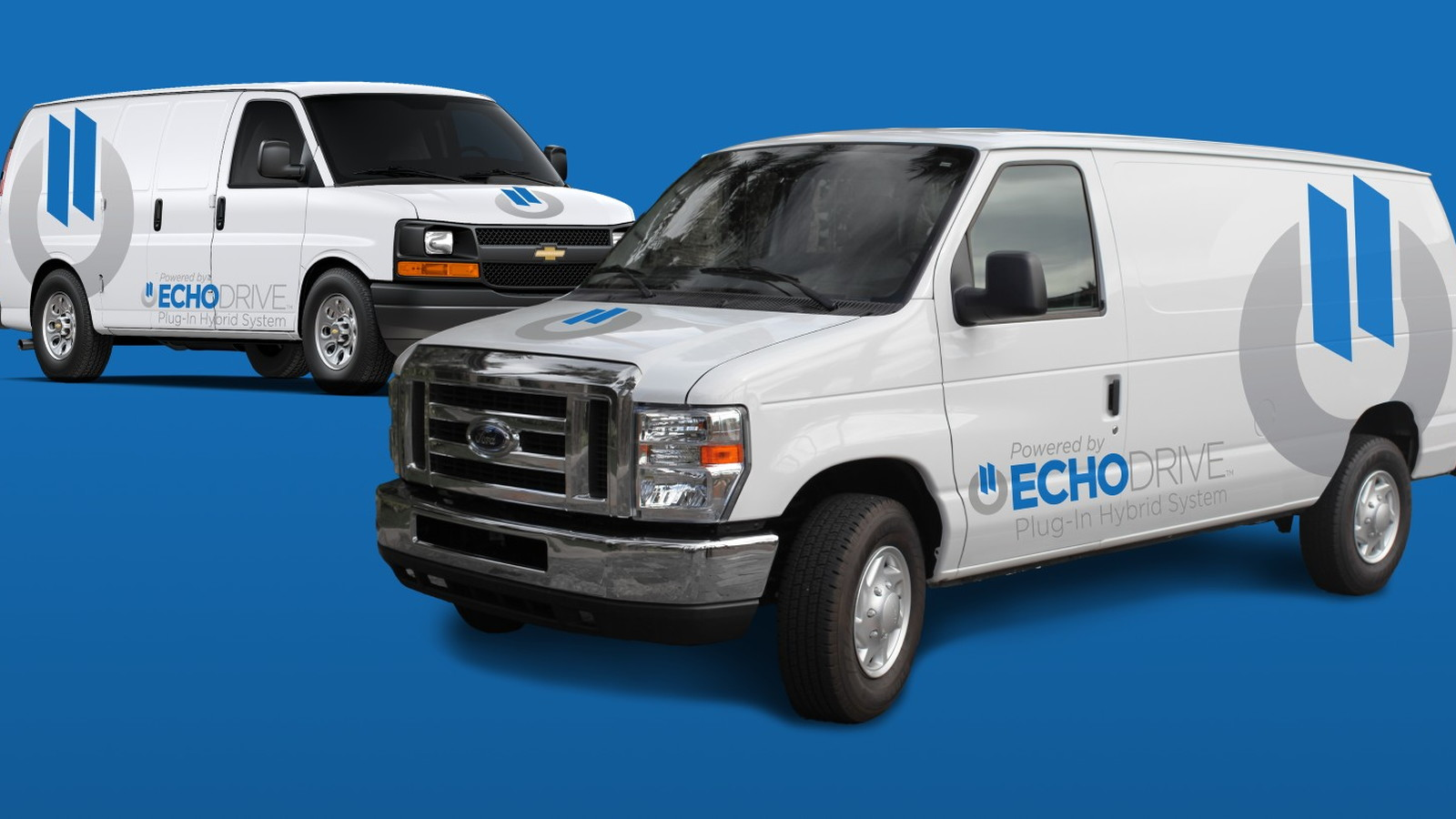 Echo Automotive's EchoDrive bolt-on plug-in hybrid kit