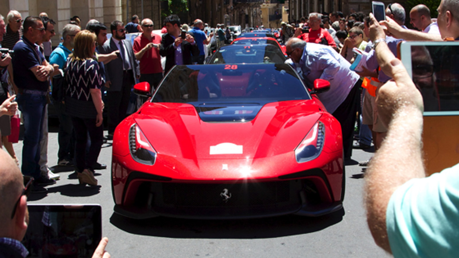 Official Details On The One Off Ferrari F12 Trs