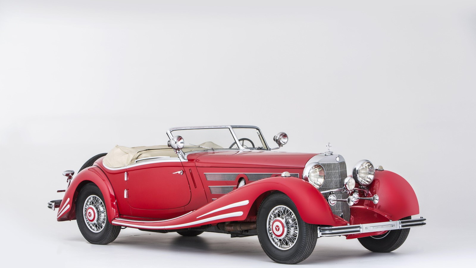 1934 Mercedes-Benz 500K/540K (Image: Bonhams)
