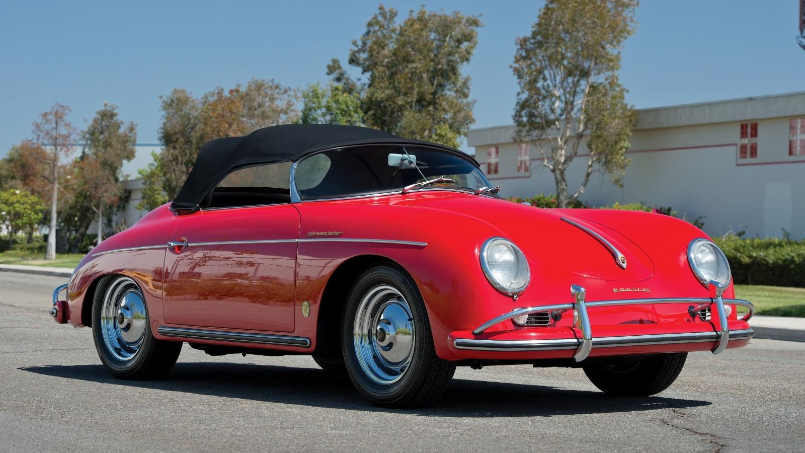 1958 Porsche 356A Speedster (Image: Auctions America)