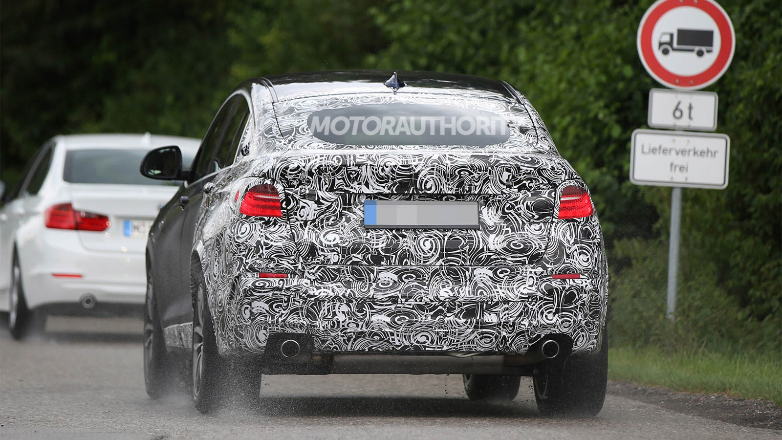 2016 BMW X4 M40i Spy Shots