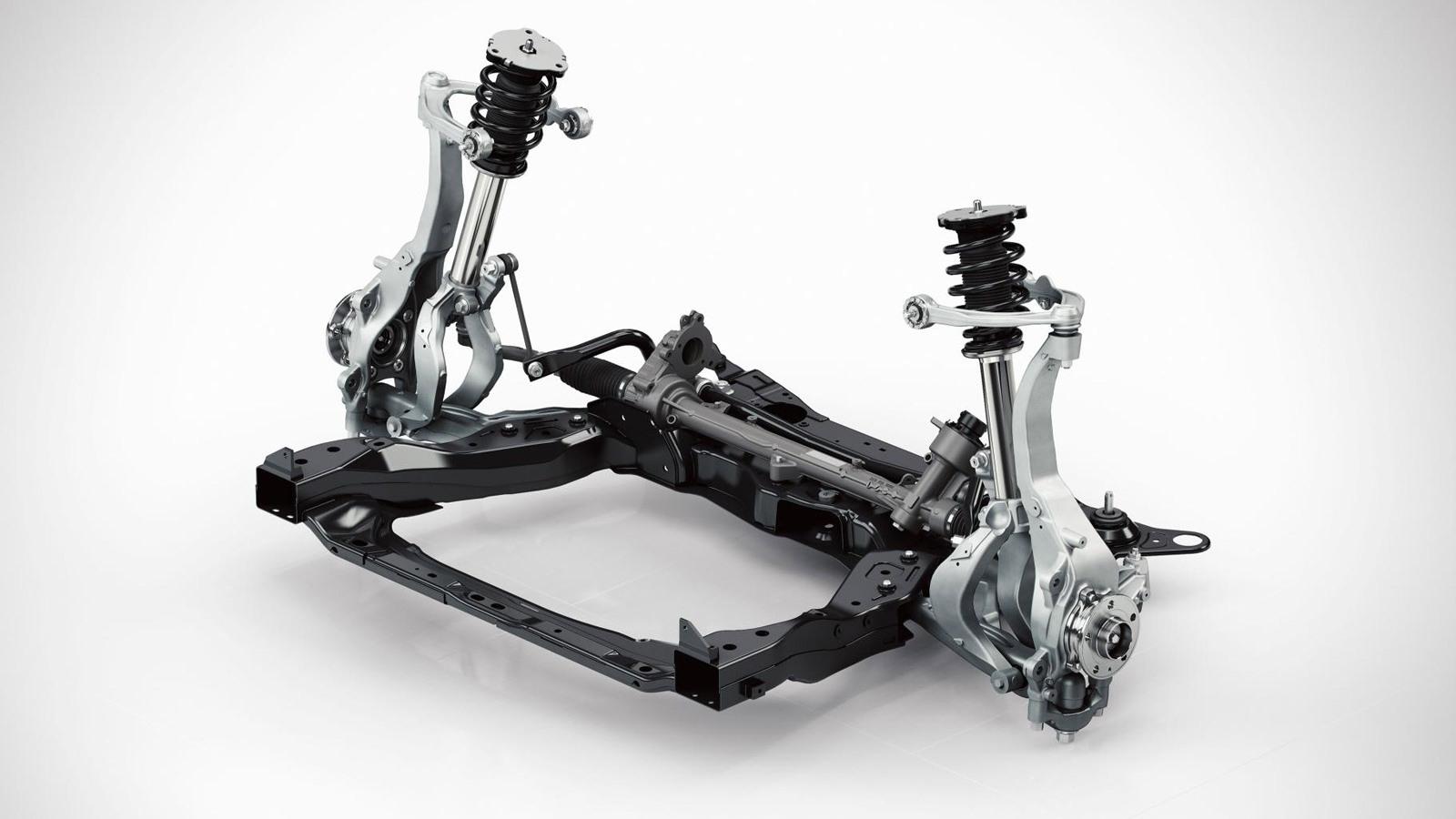 New Volvo XC90's modular SPA platform
