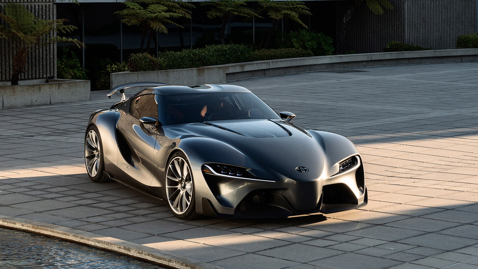 Toyota Ft 1 >> Toyota Reveals 2 New Versions Of Supra Previewing Ft 1 Concept